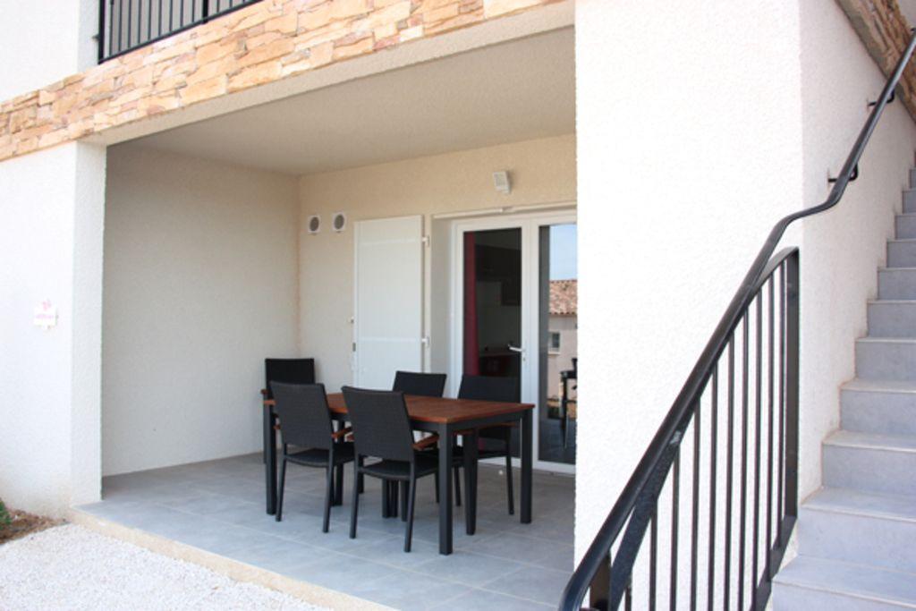 Gites avec terrasse couverte
